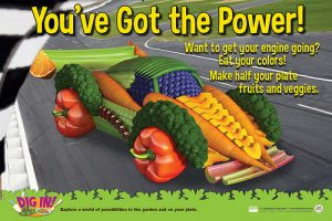 Infographic USDA You've got the power!