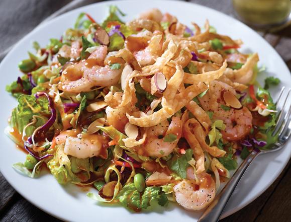 Healthiest Restaurant Main Dish Salads