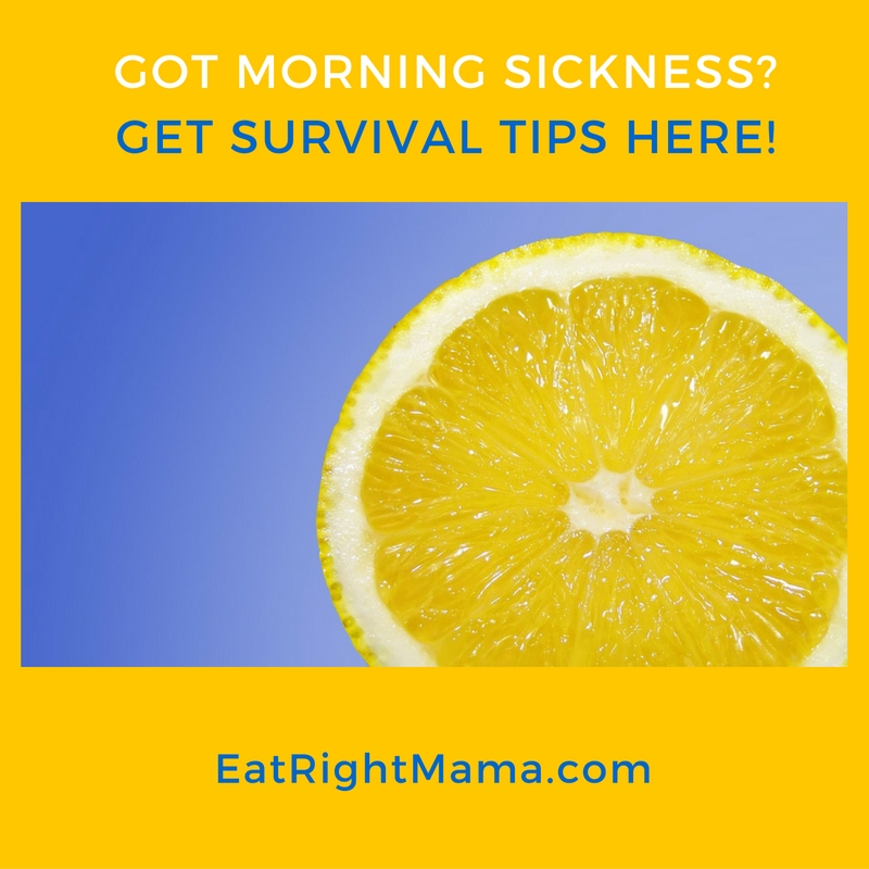 Must Try Morning Sickness Survival Tips for Moms-To-Be