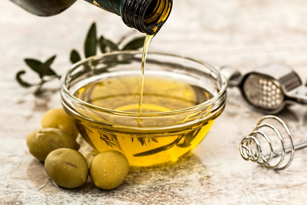 Olive oil and olives--healthy fats I recommend in my post Surprising Nutrition Advice here: bit.ly/2mgF0F2