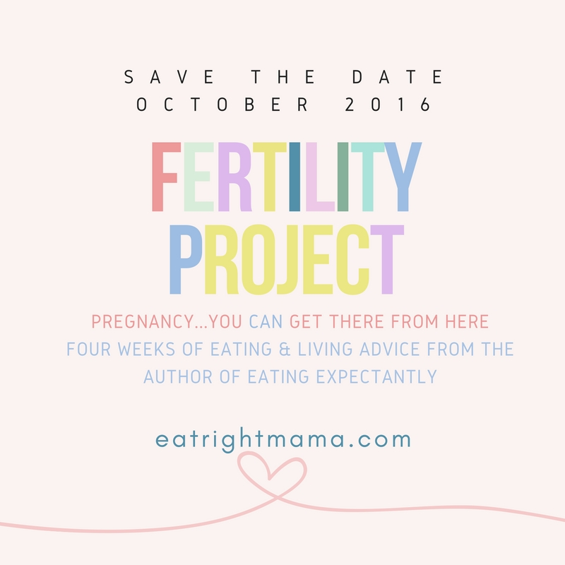 Welcome to The Fertility Project!