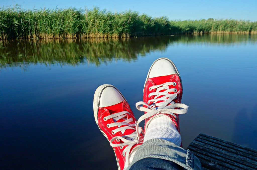 Put your feet up! Relaxing is good for your #fertility! Read more here: bit.ly/2f95d4t