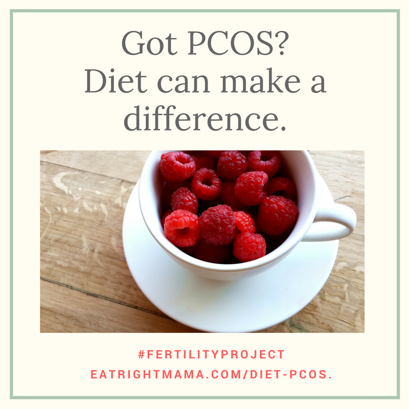 Polycystic Ovary Syndrome & Diet: What You Need to Know
