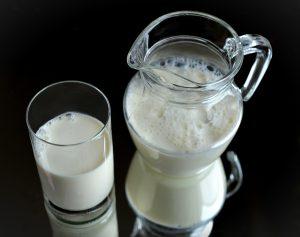 Dairy and other calcium rich drinks can prevent your bones from absorbing heavy metals.