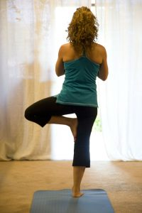 Yoga is a perfect postpartum exercise to help you lose weight!