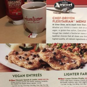 Healthy choices are available at this healthy diner at BWI. http://bit.ly/2g1no11