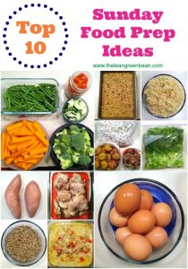 Top 10 Food Prep Ideas:part of The 12 Days of Christmas post on eatrightmama.com bit.ly/2hAsoG3