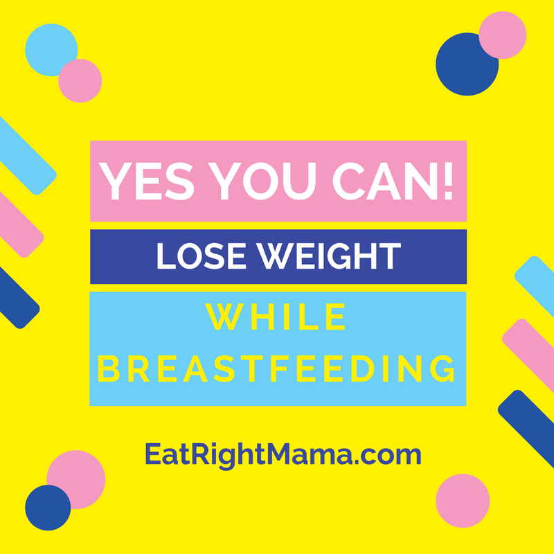 Best tips for losing weight while breastfeeding here: bit.ly/2n6CjFG