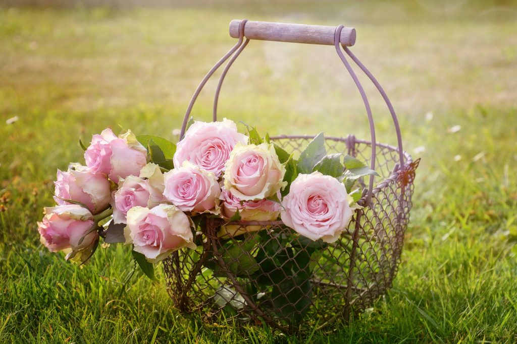 Safer smells come from fresh ingredients like roses.