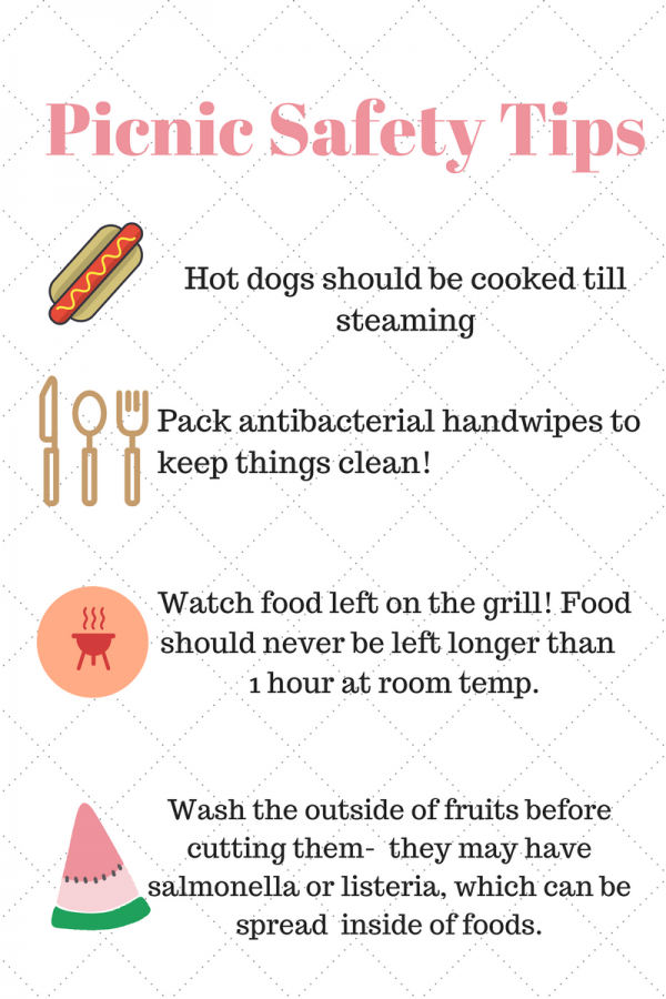 4 Step Food Safety Guide To Keep You Safe During Pregnancy