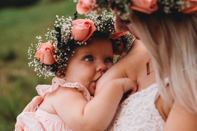 Happy World Breastfeeding Week!