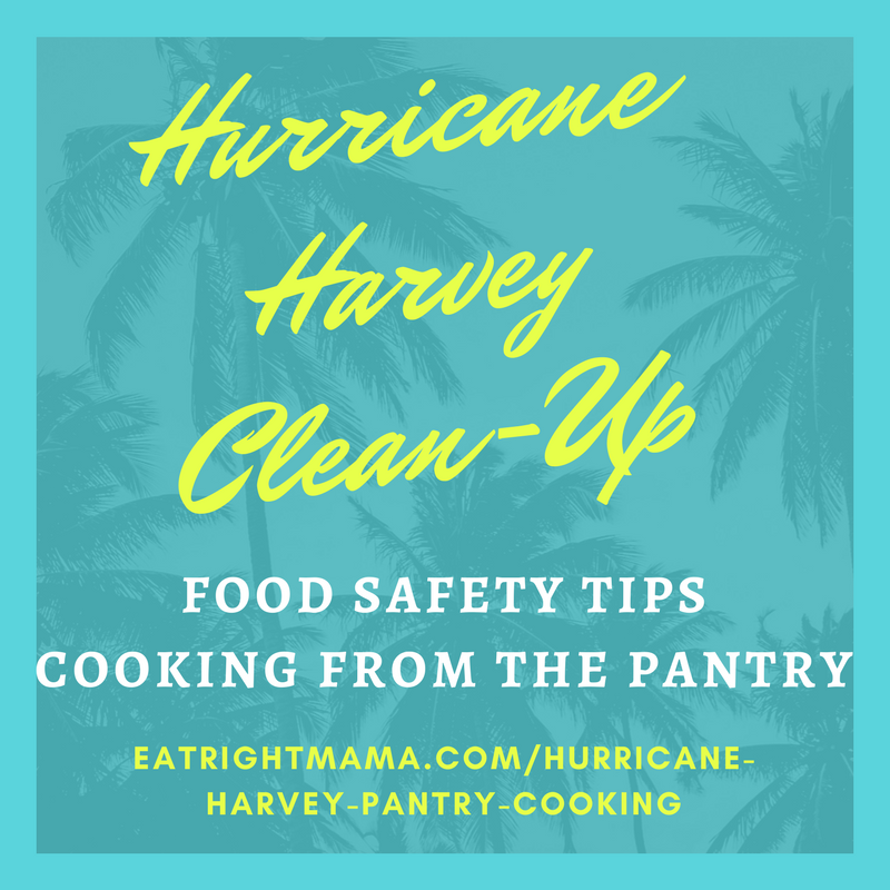 Hurricane Harvey–Safe Cooking from the Pantry