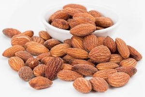 Almonds, rich in vitamin E might help #BabyBrain bit.ly/2EBIDj9