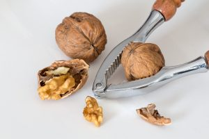 Walnuts have omega-3s--good for Baby Brain!