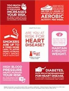 Find out the #hearttruth about women and #heart disease here. bit.ly/2Xq5Q0o #healthyheart #womenandheartdisease #goredforwomen #heartmonth