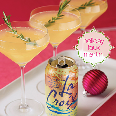 Celebrate the Fourth Day of Christmas! Get your holiday cheer on without the alcohol! Ideas here at eatrightmama.com bit.ly/2gkcsrN