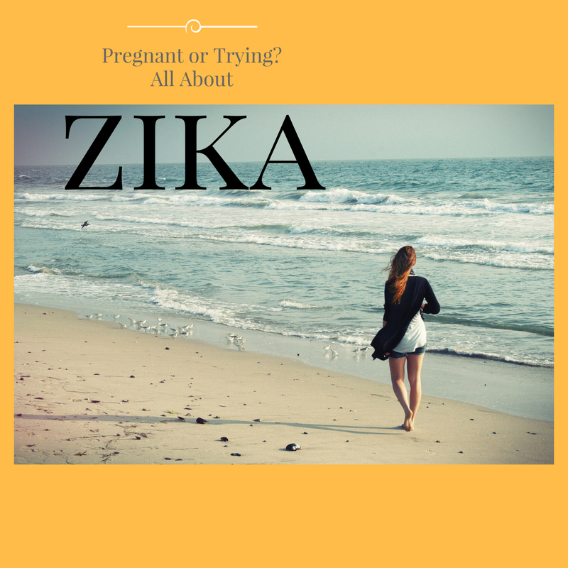 If you're pregnant or trying, read this post at eatrightmama.com about Zika, including the use of insect repellents.