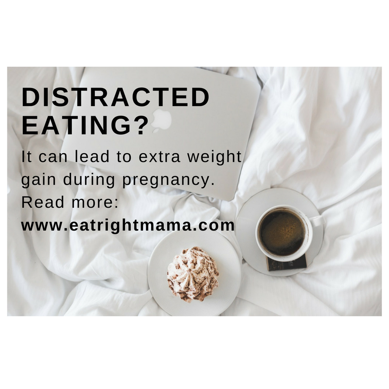 5 Easy Ways to Curb Pregnancy Weight Gain